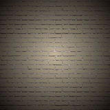 Mur de briques sans couture de blanc de vecteur Photos libres de droits