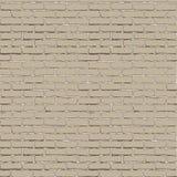 Mur de briques sans couture de blanc de vecteur Photo stock