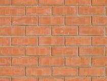 Mur de briques - sans joint Images stock