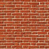 Mur de briques sans joint Photo libre de droits