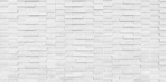 Mur de briques structurel propre blanc de résumé surface d'olid photographie stock