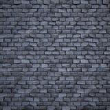 Mur de briques stylisé procédural photographie stock libre de droits