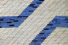 Mur de briques symétrique. Le planétarium de Tycho Brage, Photos libres de droits