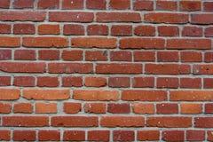 Mur de briques urbain de vieux grenier Photographie stock libre de droits