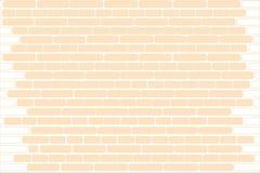 Mur de briques de vecteur illustration de vecteur