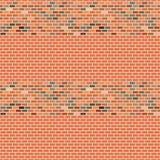 Mur de briques de vecteur illustration stock