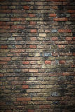 Mur de briques vieux Image stock