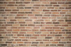 Mur de briques de vintage photos stock