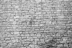 Mur de château Photos stock