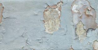 Mur de Chambre avec beaucoup de fissures Image libre de droits