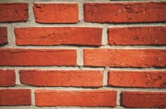 Mur de Chambre de brique de Frisian photos libres de droits