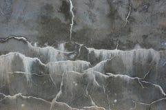 Mur de ciment Photo libre de droits