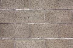 Mur de Cinderblock Image libre de droits