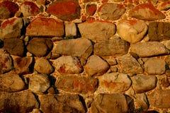 Mur de cloître de Solovetskiy Photos stock