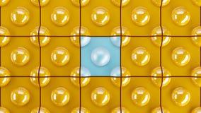 Mur de conception Photo libre de droits