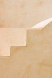 Mur de configuration Image libre de droits