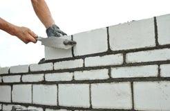 Mur de constructions Image stock