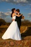 Mur de couples Photographie stock libre de droits