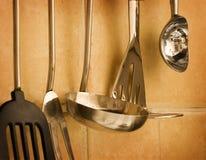 Mur de cuisine Photographie stock