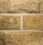 Mur de dolomite naturelle Images stock