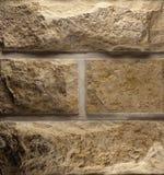 Mur de dolomite naturelle Image libre de droits