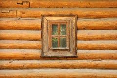 Mur de fond de maison en bois Images stock