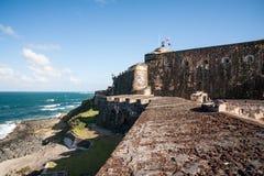 Mur de forteresse photo libre de droits