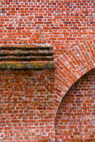 Mur 8 de forteresse Photo stock