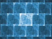 Mur de glace Photographie stock libre de droits