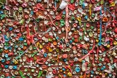 Mur 01 de gomme Image libre de droits