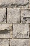 Mur de grès Image libre de droits