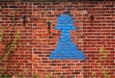 Mur de graffiti   image stock