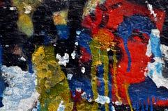 Mur de graffiti Photographie stock libre de droits