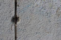 Mur de gris de Benny Photos libres de droits