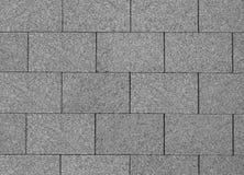 Mur de gris de granit Photo stock