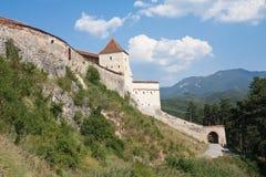 Mur de la défense de citadelle Photographie stock
