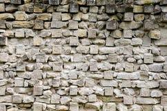 Mur de la forteresse Kerch Photo libre de droits