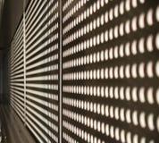 Mur de lumière Photo libre de droits