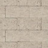 Texture sans joint de mur antique. Photographie stock libre de droits