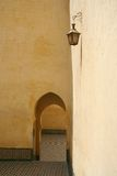 Mur de Medina Images libres de droits