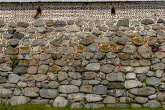 Mur de monastère Images stock