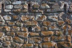 Mur de monastère Photo libre de droits