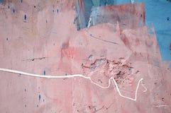 Mur de peinture Photo stock