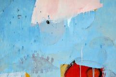 Mur de peinture Images libres de droits