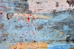 Mur de peinture Photo libre de droits