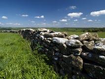 Mur de pierres sèches Image stock