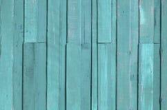 Mur de planche de peinture de couleur verte Photos stock