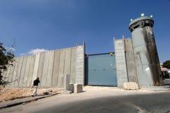 mur de porte de barrière Photos libres de droits