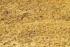 Mur de Pyramide Khafre Image libre de droits