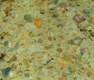 Mur de rhe de couleur Photo stock